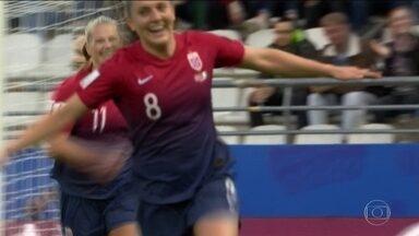 Veja os gols deste sábado na Copa do Mundo feminina - Alemanha, Espanha e Noruega estrearam com vitórias na competição.