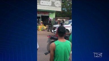 Tiroteio deixa quatro mortos e cinco pessoas feridas em Coelho Neto - Tiroteio ocorreu na manhã deste domingo (9) e deixou cinco pessoas feridas, entre elas, uma criança de 10 anos foi baleada na cabeça.