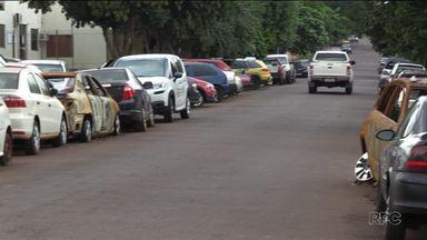 Carros apreendidos viram caso de justiça no interior do Estado - Justiça dá prazo para que Governo do Estado retire veículos de ruas em Palotina.