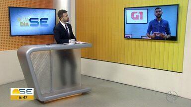 Confira as principais notícias do G1 Sergipe - Confira as principais notícias do G1 Sergipe.