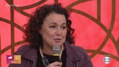Kelzy Ecard trabalhou como arquiteta antes de ser atriz - Atriz conta que chegou a trabalhar em cenários na própria TV Globo antes de se dedicar totalmente à arte