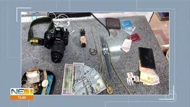 Três suspeitos de roubo de apartamento no Recife são presos em Minas Gerais - Prisão ocorreu em Sete Lagoas.