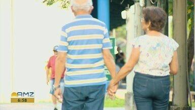 Conheça história de casal redescobre o amor na terceira idade - Conheça a história de quem se apaixonou na melhor idade.