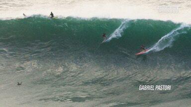 Surfe de Ondas Grandes