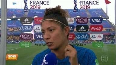 Austrália 3 x 2 Brasil: Seleção perde na Copa do Mundo feminina, e Cristiane corneta - Austrália 3 x 2 Brasil: Seleção perde na Copa do Mundo feminina, e Cristiane corneta