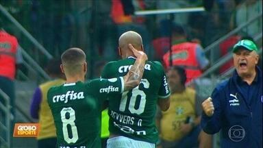 Gols do Brasileirão: líder Palmeiras e Vasco vencem; São Paulo e Fluminense empatam - Gols do Brasileirão: líder Palmeiras e Vasco vencem; São Paulo e Fluminense empatam