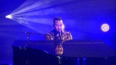 John Legend Plays Baloise Session