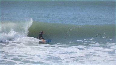Surfe De Linha Com Rob Machado