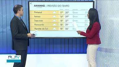 Fim de semana tem predomínio de sol no Sul do Rio - Previsão é de dias sem chuva em algumas cidades da região.