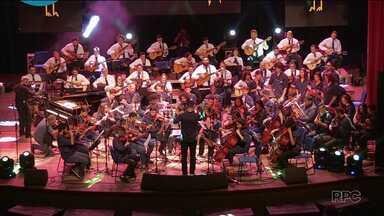 Festival de música movimenta a cidade de Maringá - Evento termina neste sábado.