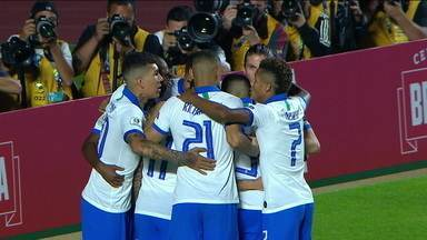Brasil estreia na Copa América com vitória sobre a Bolívia - Brasil estreia na Copa América com vitória sobre a Bolívia