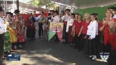 Santistas celebram o Dia de Portugal - Festa acontece no próximo domingo (16), no Valongo.