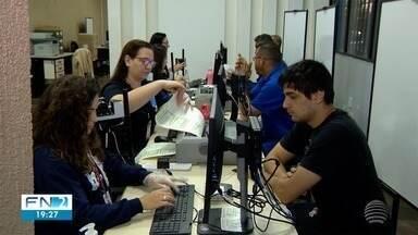 Cartórios eleitorais fazem plantão para cadastramento biométrico Eleitores precisam adotar - Eleitores precisam adotar o procedimento na região de Presidente Prudente.
