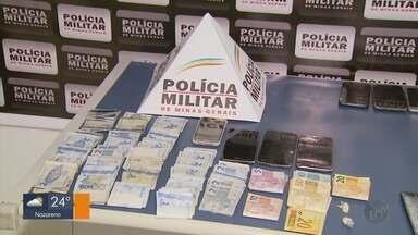 Operação prende 11 pessoas da mesma família por tráfico de drogas em Varginha - Operação prende 11 pessoas da mesma família por tráfico de drogas em Varginha