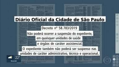 Unidades de Saúde da Capital não fecham mais em dia de jogo da seleção feminina - Novo decreto publicado pela Secretaria Municipal da Saúde determina expediente normal durante as partidas do Brasil na Copa do Mundo de Futebol Feminino
