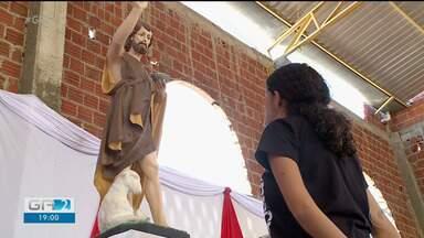 Santos estão ligados a tradição junina do nordeste - As comemorações chegaram no Brasil junto com a colonização portuguesa.