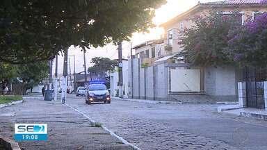 Patrulha Maria da Penha em Aracaju efetuou a primeira prisão - Patrulha foi implantada há pouco tempo na capital sergipana.