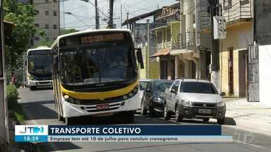 Empresa de transporte apresenta cronograma de operações para atuação em Santarém - Empresa tem até o dia 10 de julho para cumprir etapas estabelecidas em contratos.