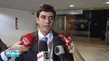 Pedido de cassação do Deputado Robério Negreiros é arquivado - A decisão foi da mesa diretora da Câmara Legislativa do DF. O deputado distrital foi acusado de quebra decoro.