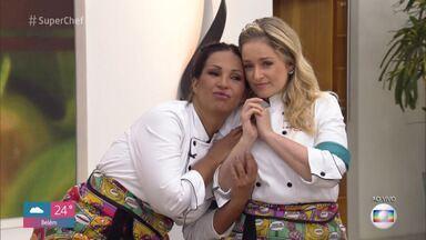 Programa de 19/06/2019 - Confira o workshop de ovos e a prova que as duplas fizeram no 'Super Chef Celebridades 2019'. Vote em quem você quer que permaneça na disputa!