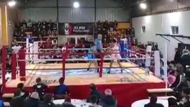 Pugilista de Mogi das Cruzes vence mais uma luta na Argentina - Danila Ramos enfrentou a argentina Dolores Silva e venceu por unanimidade dos três juízes.