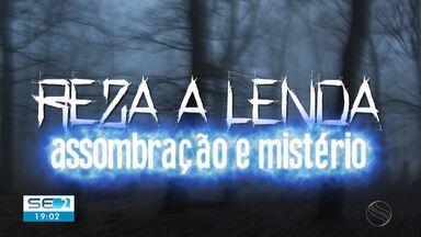 Primeiro episódio do 'Reza lenda' fala sobre um mistério da cidade de Estância - O mistério vem de um choro fino e assustador que bota medo em muito marmanjo.