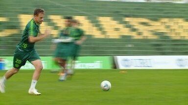 Ypiranga enfrenta o Juventude pela série C do Brasileirão - A partida é hoje, às 20h, no Colosso da Lagoa.