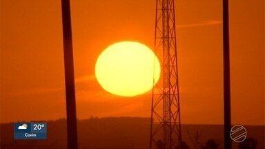 Veja como amanheceu o último dia de Outono em algumas cidades de MS - Inverno começa amanhã às 11h54.