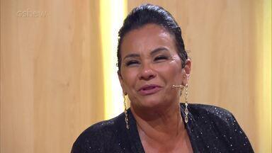 Solange Couto relembra improviso em cena da 'Dona Jura' - Confira!