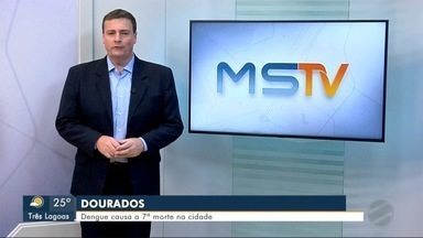 MSTV 1ª Edição Dourados - quinta-feira 20/06/2019 - MSTV 1ª Edição Dourados - quinta-feira 20/06/2019