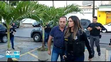Prefeito de Camaragibe e empresários são presos por corrupção - Vice-prefeita da cidade, Nadegi Queiroz, assumiu o cargo, nesta quinta (20)