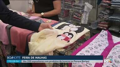 Curitiba recebe a Feira de Malhas, Fios e Couros - Evento é no salão de exposições do Parque Barigui.