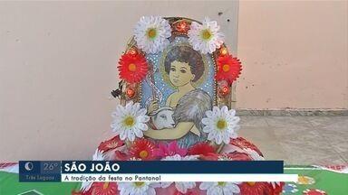 Festa de São João em Corumbá - Em Mato Grosso do Sul.