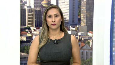 Embarcação naufraga em comunidade no interior do Amazonas - Acidente ocorreu próximo ao município de Carauari.