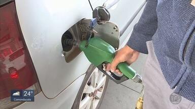 Venda de etanol sobe 56% em MG, enquanto de gasolina cai 17% - Venda de etanol sobe 56% em MG, enquanto de gasolina cai 17%