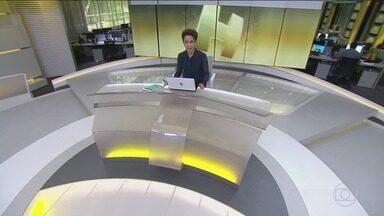 Jornal Hoje - Edição de sexta-feira, 21/06/2019 - Os destaques do dia no Brasil e no mundo, com apresentação de Sandra Annenberg e Dony De Nuccio