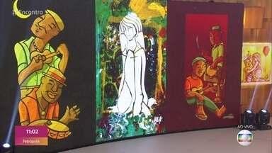 Telão do Encontro: Rafael Dória - Confira as obras do artista