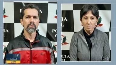 20 anos de cárcere privado - Polícia diz que casal mantinha idosa presa em casa, na cidade de Vinhedo.
