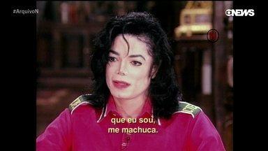 Os 10 anos da morte de Michael Jackson