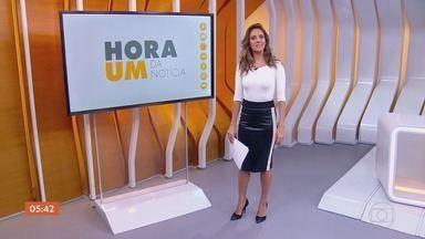 Hora 1 - Edição de sexta-feira, 28/06/2019 - Os assuntos mais importantes do Brasil e do mundo, com apresentação de Monalisa Perrone