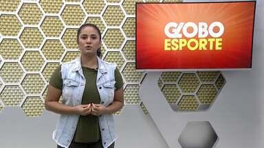 Veja o primeiro bloco do Globo Esporte Roraima desta sexta, 29/06/2019 - Conheça a história da jovem pugilista Mila Franco e veja outros destaques.