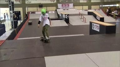 Skatistas disputam campeonato em Guarulhos - Segunda etapa do Circuito Paulista de Skate Street começou hoje