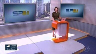 """SP1 - Edição de sábado, 29/06/2019 - Prefeito de Osasco Rogério Lins e primeira-dama Aline Lins sofrem queimaduras graves em explosão de fogueira durante arraial junino. Este sábado é o dia """"D"""" de vacinação contra sarampo e febre amarela. E mais as notícias da manhã."""