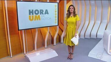 Hora 1 - Edição de segunda-feira, 01/07/2019 - Os assuntos mais importantes do Brasil e do mundo, com apresentação de Monalisa Perrone
