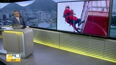 Dia dos bombeiros - Corporação no Rio completa 163 anos, com programação de festa para homenagear os militares.