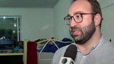 Atletas do Usac denunciam condições do clube - Reclamações foram feitas no Sindicato dos Atletas Profissionais.