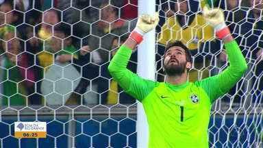 Diogo Olivier fala sobre melhores momentos do 2 a 0 de para o Brasil contra a Argentina - Confira o comentário.