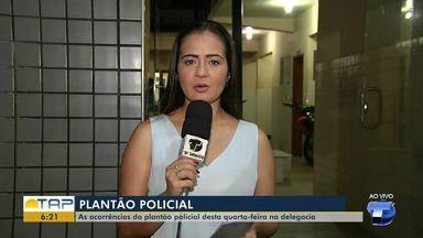 'Giro Policial': veja as ocorrências registradas na delegacia no plantão em Santarém - Casos foram registrados na 16ª Seccional de Polícia Civil. Confira as principais notícias da área policial desta quarta-feira (3).