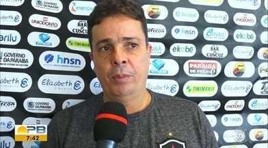 Veja como chega o Botafogo-PB para o jogo contra o Náutico - Belo encara o Timbu nesta quarta-feira, em partida atrasada, válida pela oitava rodada do Campeonato Brasileiro da Série C
