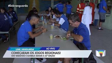 São Sebastião e Ilhabela sediam Jogos Regionais - Veja notícia do esporte.